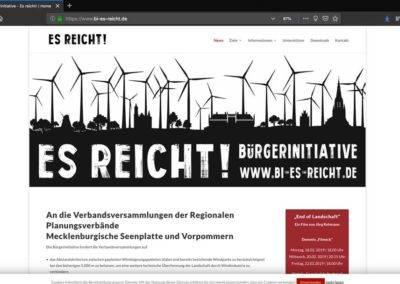 Bürgerinitiative-ES-Reicht